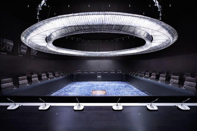 FIFA's Boardroom