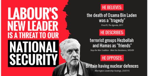 ijsJeremy Corbyn Threat