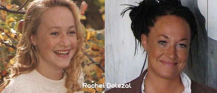 Rachel Dolezal nee Moore in and out of blackface   www.imjussayin.com