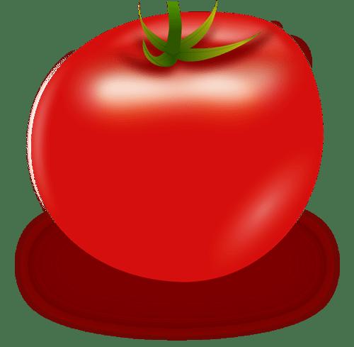 A red tomato   Fridge Wars   www.imjussayin.com
