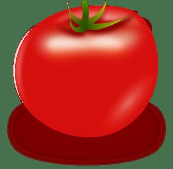 A red tomato | Fridge Wars | www.imjussayin.com