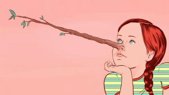 women a female Pinocchio | www.imjussayin.com