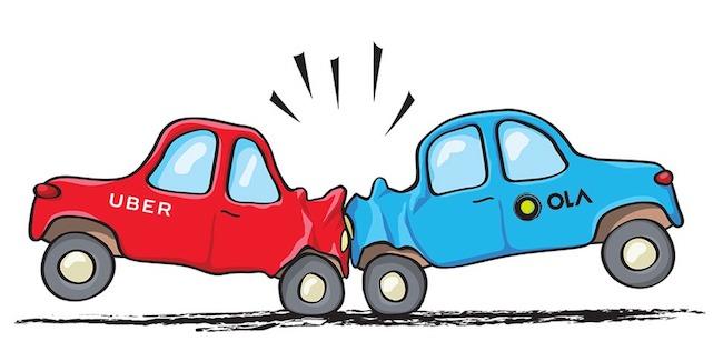 uber two cars crashing into a kiss | www.imjussayin.com