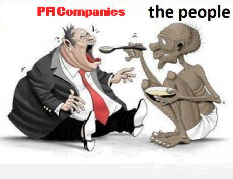PFI Big Business Welfare | www.imjussayin.com