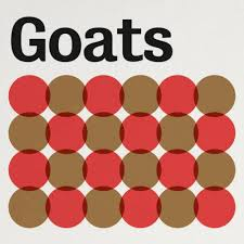 Whats On the  goats poster coloured circles  | www.imjussayin.com/whatson