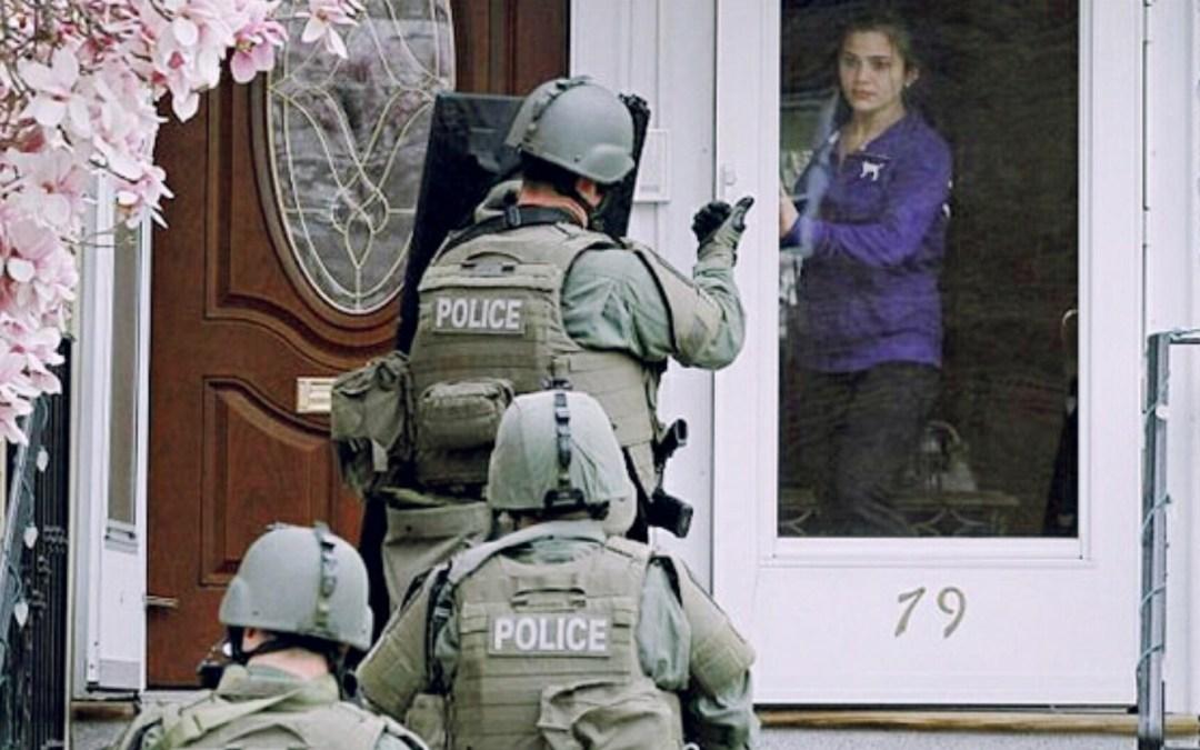President Trump Removes Former President Obama's Ban To Militarize Police Force Nation Wide
