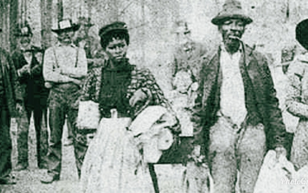 Urban Removal/Renewal Forced Millions Of Indigenous Negros Out Of Their Own Homelands