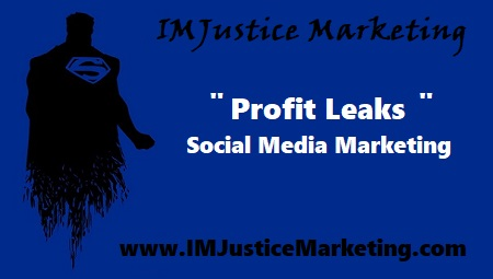 Profit Leaks Social Media Marketing grid