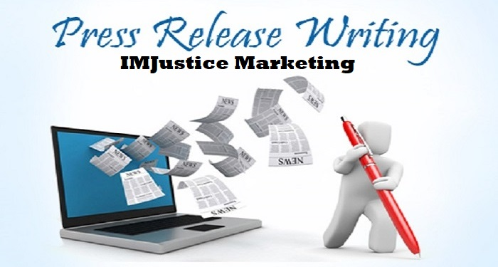 Press Releases with IMJustice Marketing