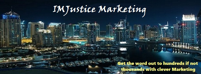 get the word out to thousands with clever marketing
