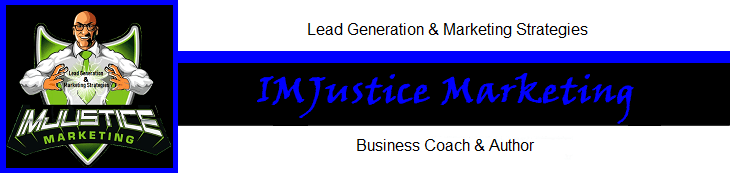 Dave Smith and IMJustice Marketing blue signature