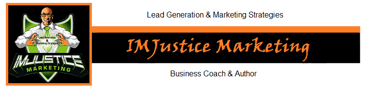 Dave Smith and IMJustice Marketing orange signature