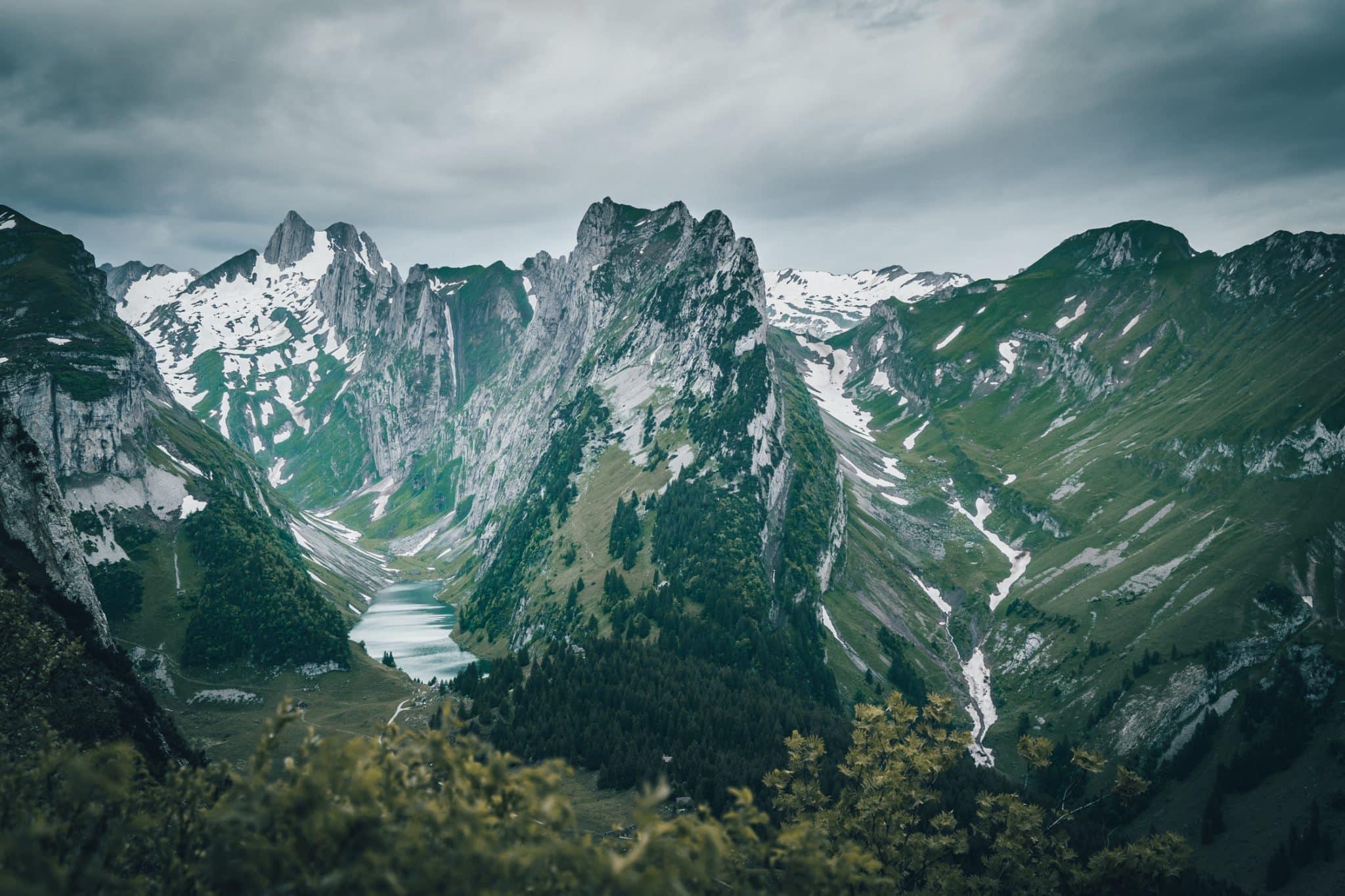 Alpstein Panorama
