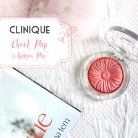 "Rubor Cheek Pop ""01 Ginger Pop"" - CLINIQUE"