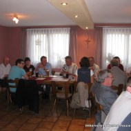 Jahreshauptversammlung Imkerverein Westernhausen