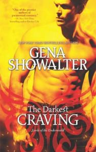 The Darkest Craving by Gena Showalter