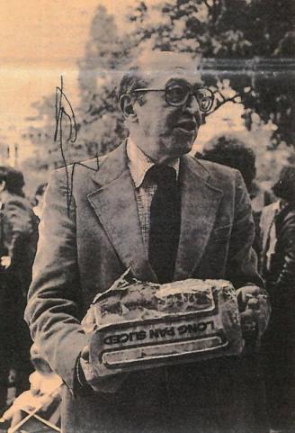 Clement Greenberg, Rosc '80