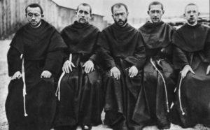 Pět bratří se vydává na misijní cestu do Japonska