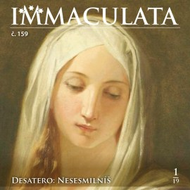 Immaculata č. 159 (2019/1)