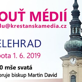 Pouť křesťanských médií 2019