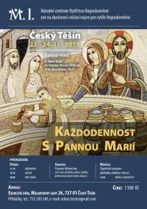 Duchovní cvičení pro M. I. – Každodennost s Pannou Marií