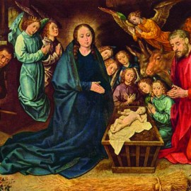 Hugo_van_der_Goes_Nativity