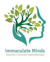 Immaculate Minds Hypnotherapy Logo