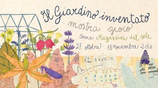 In arrivo a Cervia la nuova mostra Il Giardino Inventato!