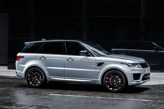 Range Rover Sport Un Nuovo 30 Elettrizzante