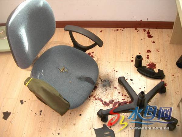 Your Office Chair May Be Trying to Kill You