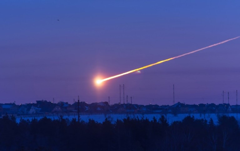 Meteors Becoming Bolder, Getting Closer to Ground