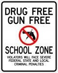 Drug and gun free