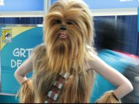 It's simple. Clowns fear Chewbaccas - Alflin