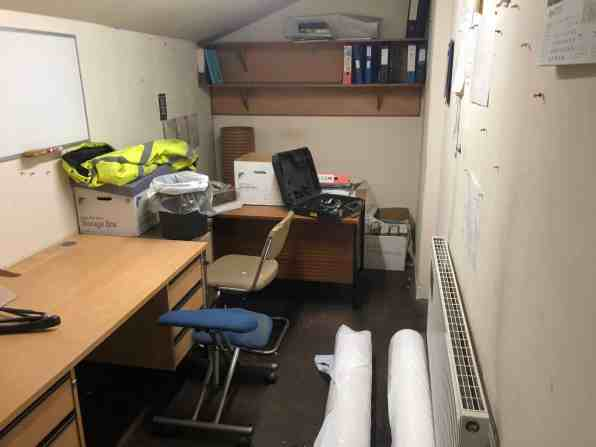 Office Clearance Before