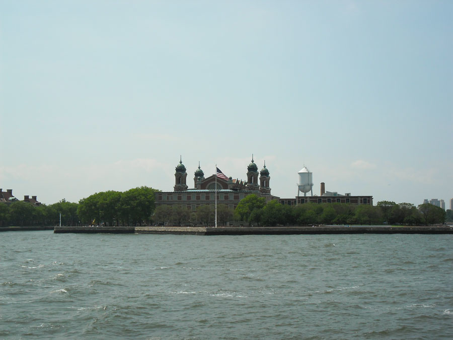 New York City Ellis Island