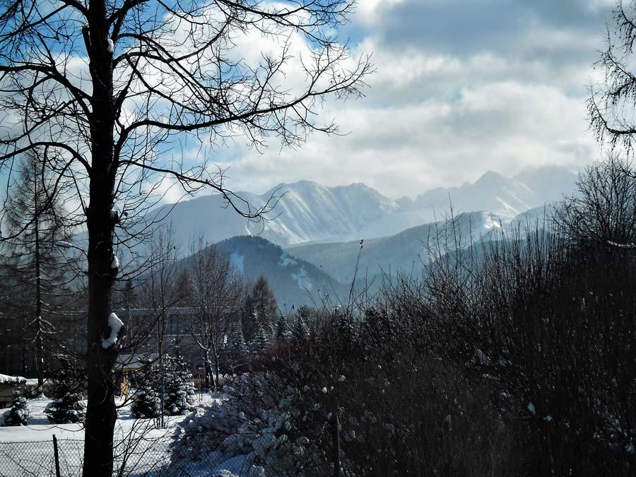 Zakopane - Winterurlaubsort