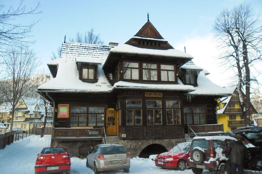 Zakopane Winterurlaub - Hostel Stara Polana