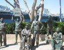 San Diego Highlights -Skulpuren am Quai