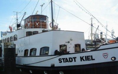 Eine Kurzreise nach Kiel