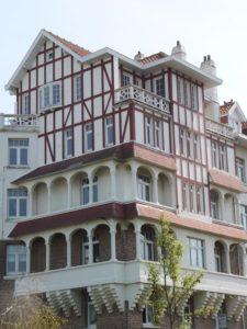 Belgien - Haus in De Haan