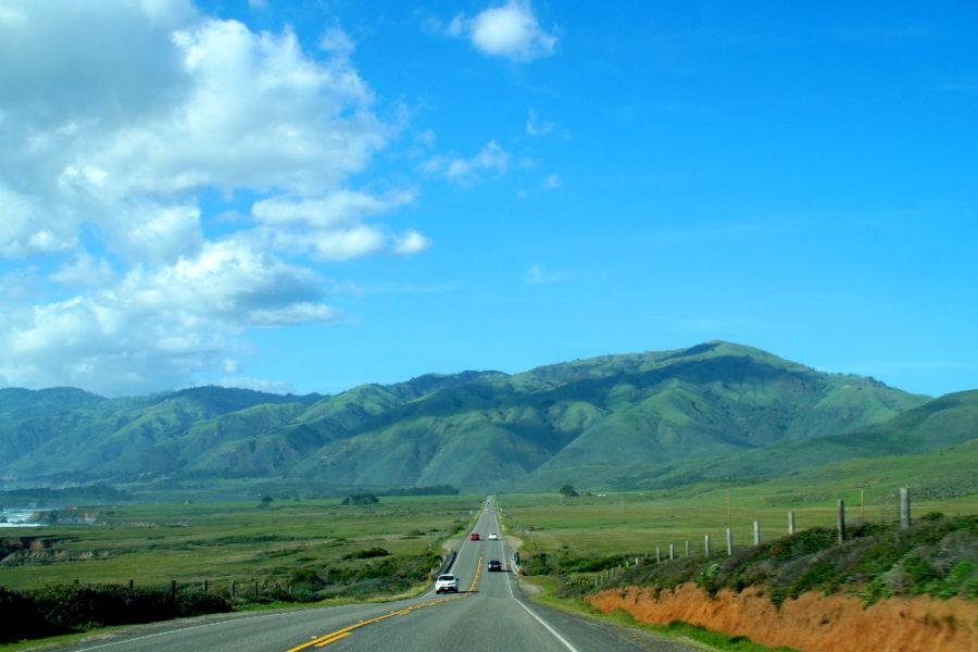 Highway 1 - im Valley