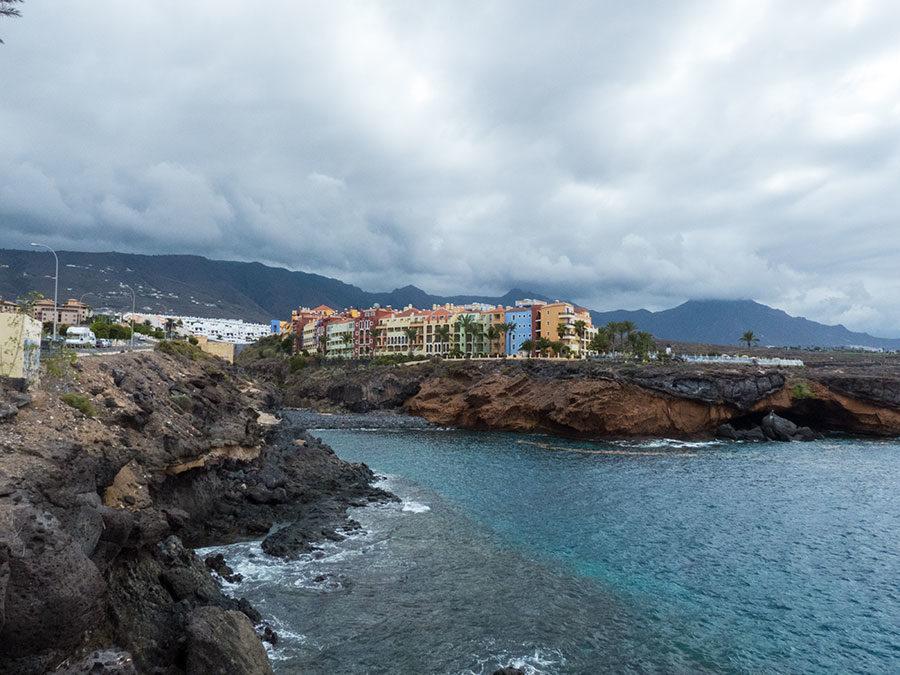 Teneriffa Urlaub - Playa Paraiso ist nur eine Bucht entfernt