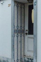 Ponta Delgada Haustür