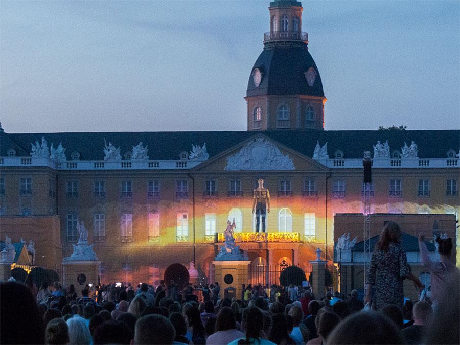 Karlsruher Schlosslichtspiele I'MMORTAL