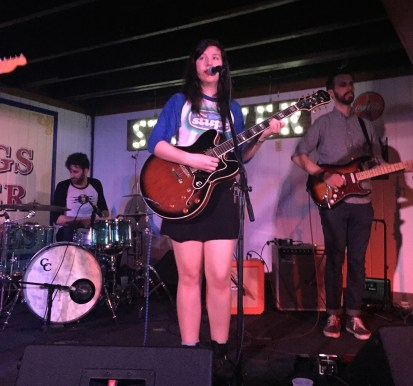 Lucy Dacus Savannah Stopover 2016