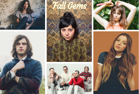 New Indie Music Gems From Jade Bird, Steady Holiday, Ryley Walker, Biig Piig, Gabriella Cohen, and Hospital.