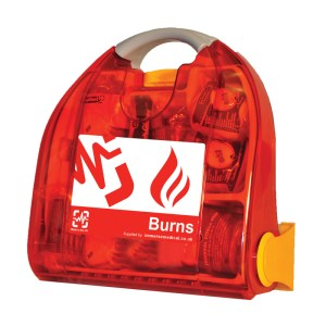 Immerse Supplies burns first aid kit