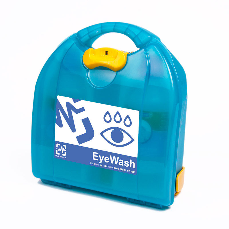 Immerse Supplies emergency eyewash kit