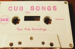 Bear Kids Recordings - Cub Songs