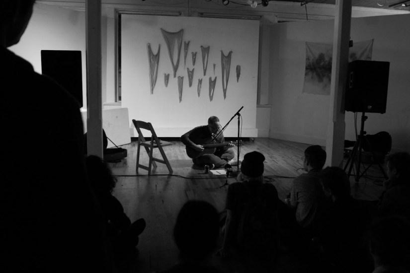 Ben Price - Live at Mammal Gallery